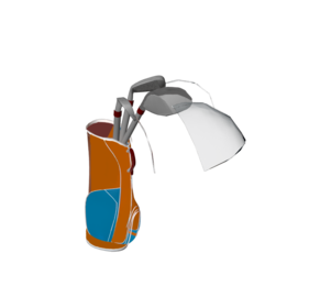 Golf Bag Water Wonder